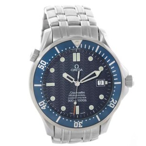 Omega Omega Seamaster Professional James Bond 300m Blue Dial 2531.80.00