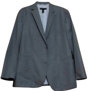 INC International Concepts Grey Blazer