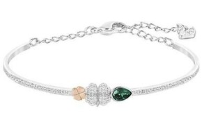 Other Swarovski Duo Clover Bangle - 5169395