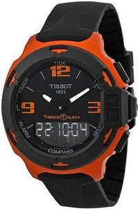 Tissot Tissot T-race Touch Aluminium Mens Watch T0814209705703