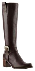 Adrienne Vittadini Chocolate Brown Boots