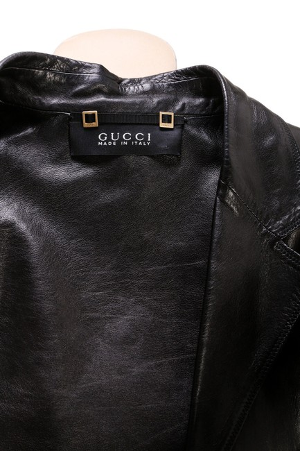 Gucci Leather Jacket
