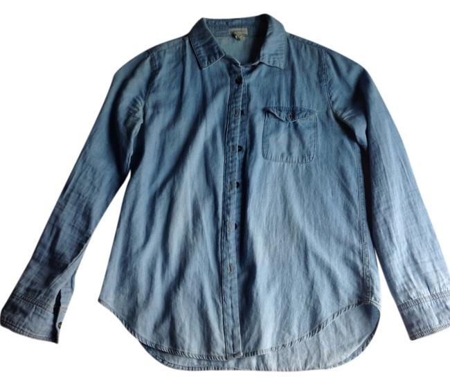 Other Button Down Shirt Light wash