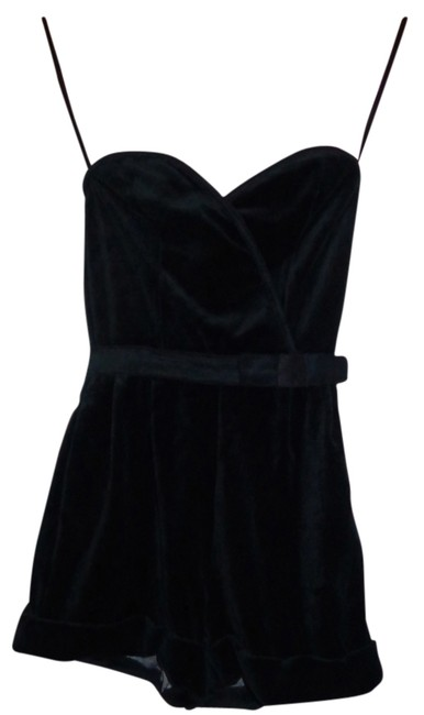 Cooperative Velvet Strapless Party Dress