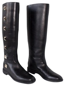 Valentino Fashion Black Boots