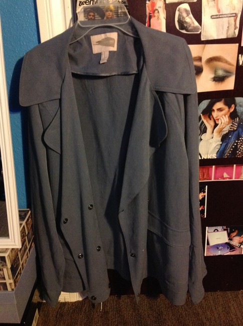 Forever 21 Grey and blue Jacket