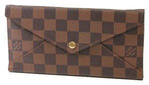 Louis Vuitton Authentic Louis Vuitton Damier Monogram Origami Long Wallet