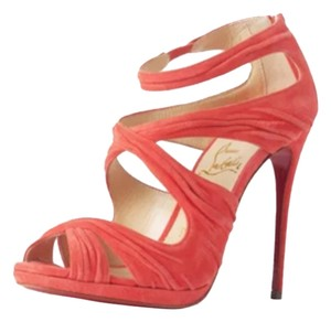 Christian Louboutin Coral Sandals
