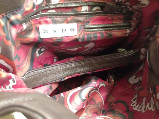 Hype Tote in Brown