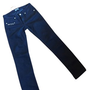 Antik Denim Straight Leg Jeans