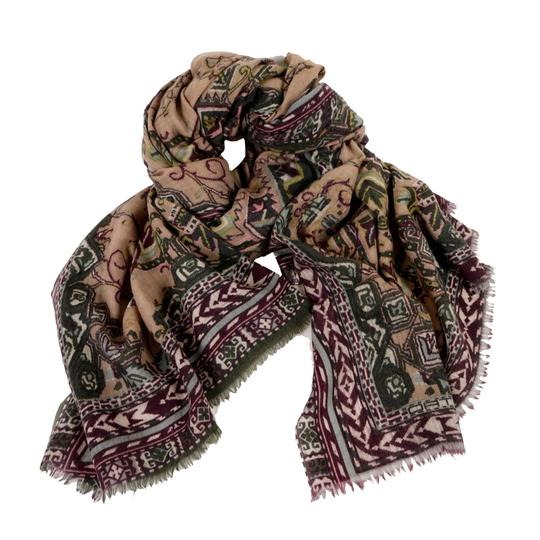 Preload https://item5.tradesy.com/images/etro-multicolor-cashmere-scarfwrap-5701639-0-0.jpg?width=440&height=440