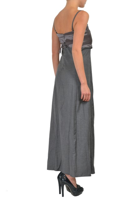 Gray Maxi Dress by Maison Martin Margiela