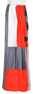 Maison Martin Margiela Maxi Skirt Multi-Color