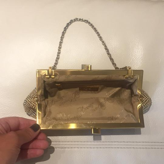 Whiling Davis gold/silver Clutch