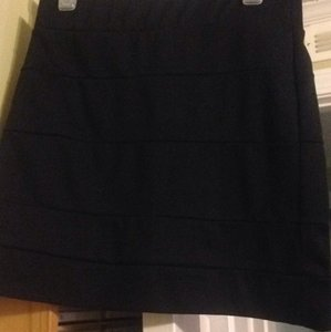 Body Central Mini Skirt