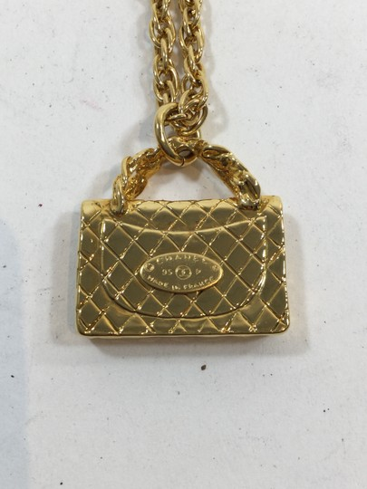 Chanel Chanel Gold Necklace