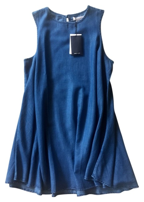 Preload https://item2.tradesy.com/images/native-youth-dress-indigo-blue-5704921-0-0.jpg?width=400&height=650