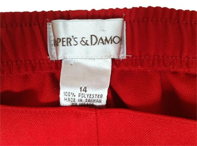 Preload https://item2.tradesy.com/images/draper-s-and-damon-s-red-trousers-size-14-l-34-5705911-0-0.jpg?width=400&height=650