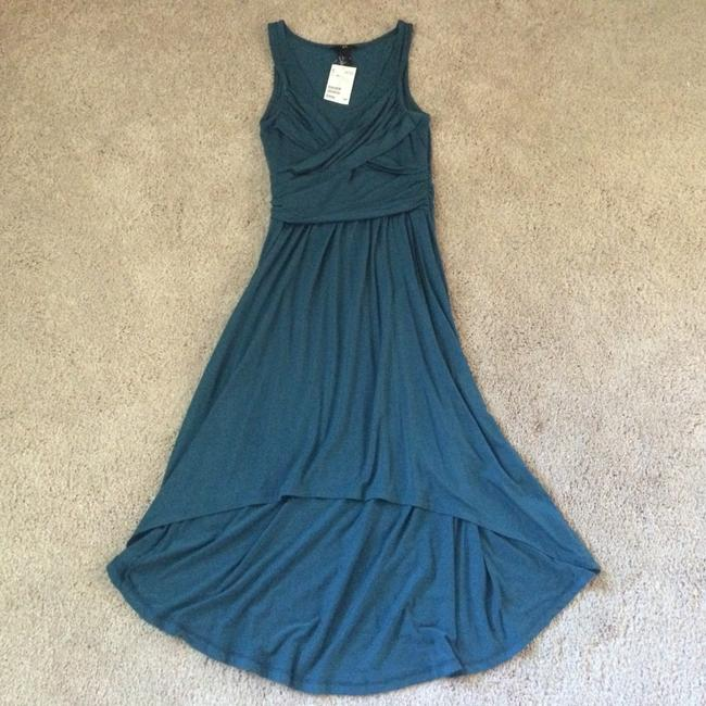 Preload https://item2.tradesy.com/images/h-and-m-maxi-dress-teal-5705941-0-4.jpg?width=400&height=650