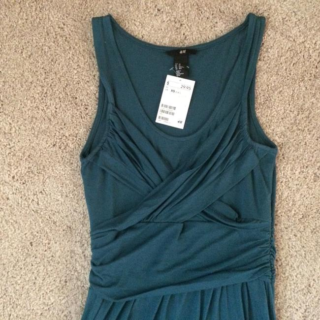 Teal Maxi Dress by H&M