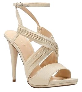 Nine West Nude Heel Wedding Ivory Formal