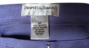 Draper's and Damon's Trouser Pants lavender