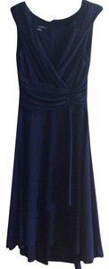 Dress Barn Lbd High Low Dress