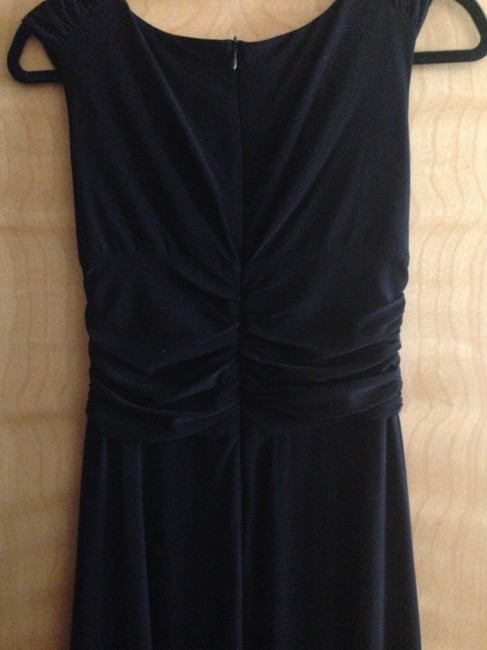 Dress Barn Lbd High Low High-low Wrap Dress