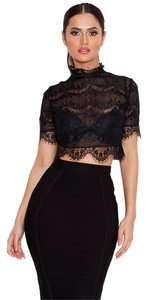 House of CB Top Black