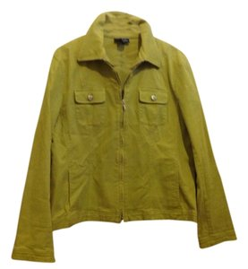 Jones New York Olive Green Jacket