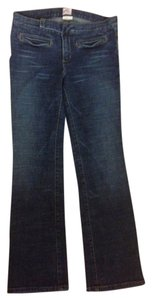 Joie Boot Cut Jeans-Dark Rinse