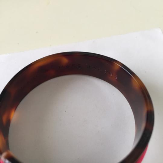 Marc by Marc Jacobs resin bangle