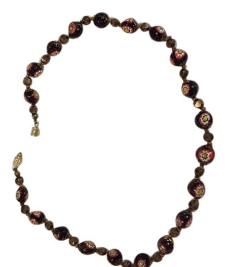 Other Vintage Glass Bead Choker