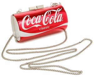Coca-Cola Party Novelty Red Clutch