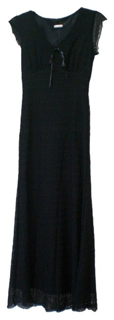 black Maxi Dress by Charlotte Russe