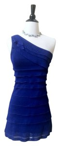 Guess By Marciano short dress Blue on Tradesy