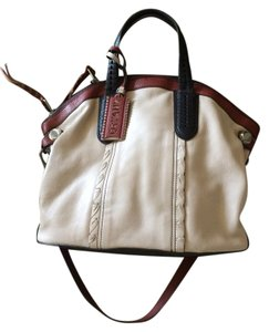 orYANY Leather Bohemian Oversized Large Silver Hardware Hobo Bag