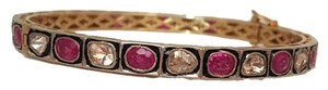 Other Ruby and Diamond Bangle