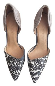 L.A.M.B. GREY Pumps