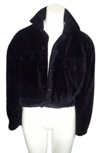 Esprit Velvet Warm Motorcycle Style Motorcycle Jacket