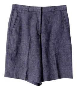 Giorgio Armani Dress Shorts Blue