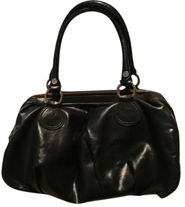 Vera Wang Satchel in Black