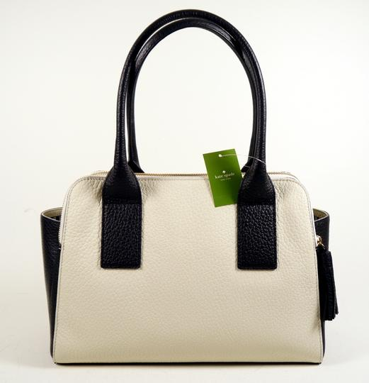 Kate Spade Tote in Buttermilk Black