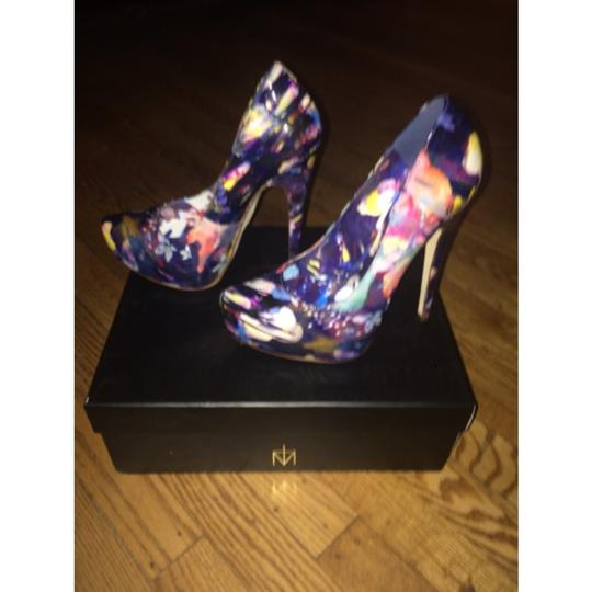 Other Multicolored Platforms