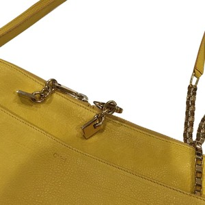 Chloé Satchel in Yellow