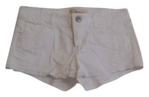 Rewind Mini/Short Shorts white