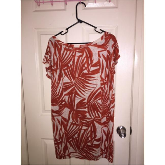 Max Mara short dress design and rust red on Tradesy