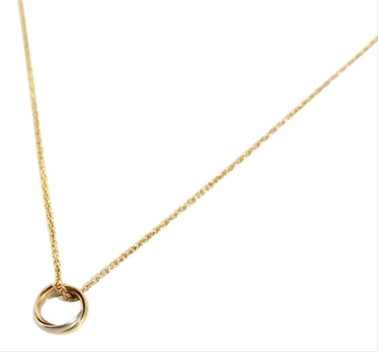 Cartier Trinity De Cartier Gold Necklace