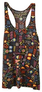 Urban Outfitters Tribal Top Multicolor