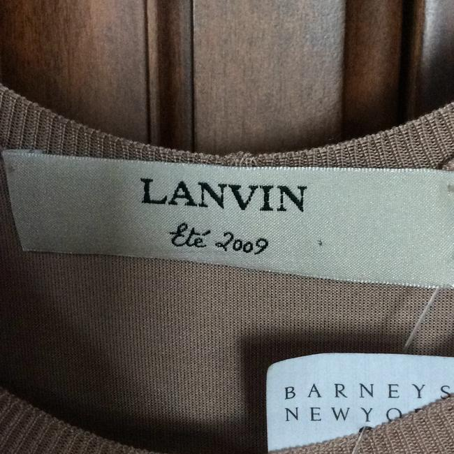 Lanvin short dress Blush on Tradesy